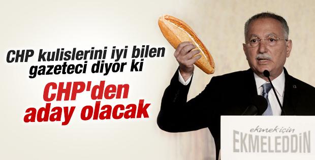Ekmeleddin İhsanoğlu CHP'den aday olacak iddiası