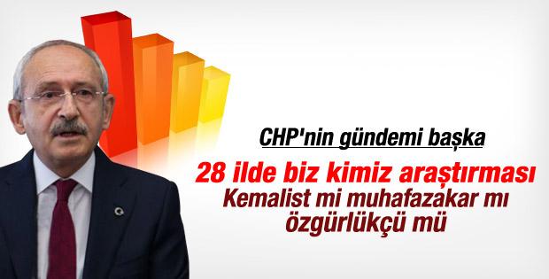 CHP'nin sır gibi sakladığı anketi basına sızdı