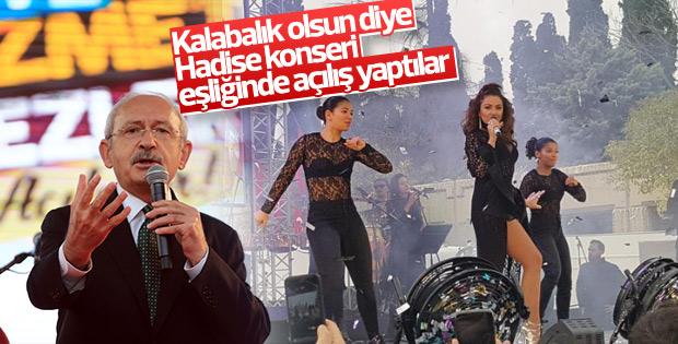Kemal Kılıçdaroğlu 2 açılışa birden katıldı