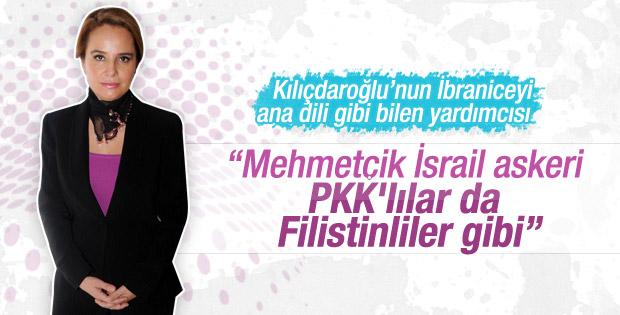 CHP'li Cankurtaran Mehmetçiği İsrail'e benzetti