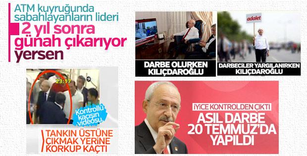 CHP'nin çelişkili 15 Temmuz politikası
