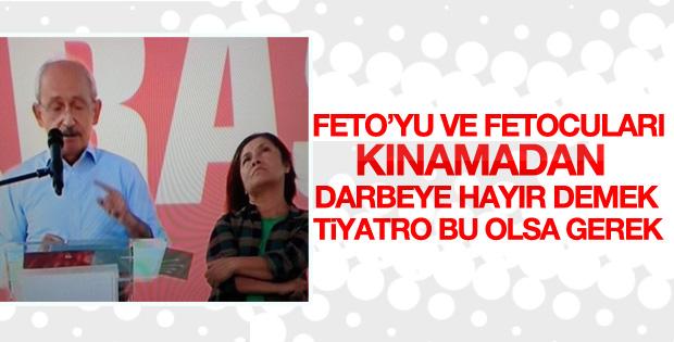 CHP'den 10 maddelik Taksim Manifestosu