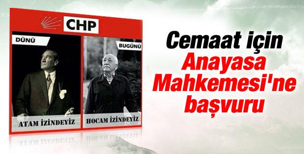 CHP Dershane Yasası'nın iptali için AYM'ye başvurdu