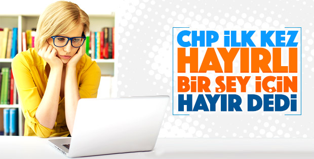 CHP'li vekil internette kullanım kotasının kalkmasını istiyor