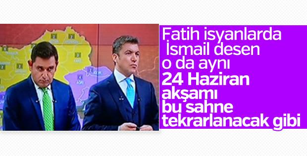 CHP'nin adayları Portakal ve Küçükkaya'yı kızdırdı