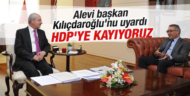 CHP'nin Alevi oyları HDP'ye kayıyor