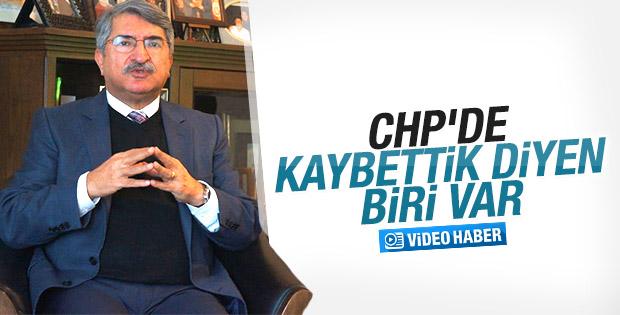 CHP'li Fikri Sağlar: Başarılı değiliz
