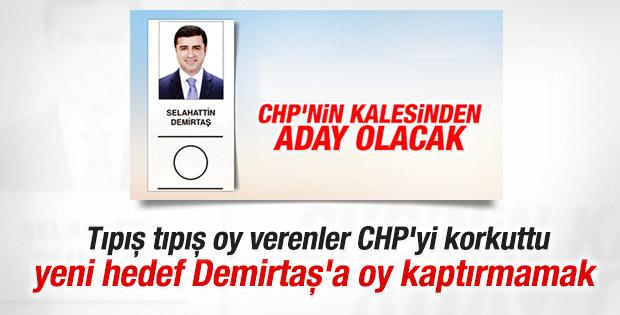 CHP'nin yeni seçim hedefi: HDP'ye oy kaptırmamak