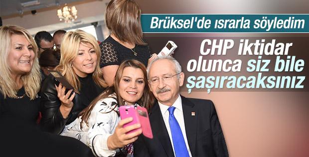 Kemal Kılıçdaroğlu'nun TÜSİAD konuşması