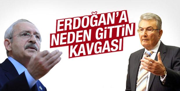 CHP'de Kılıçdaroğlu-Baykal gerginliği