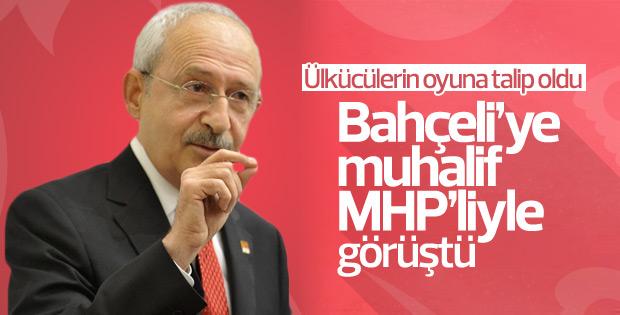 Kılıçdaroğlu, Ümit Özdağ'ı kabul etti