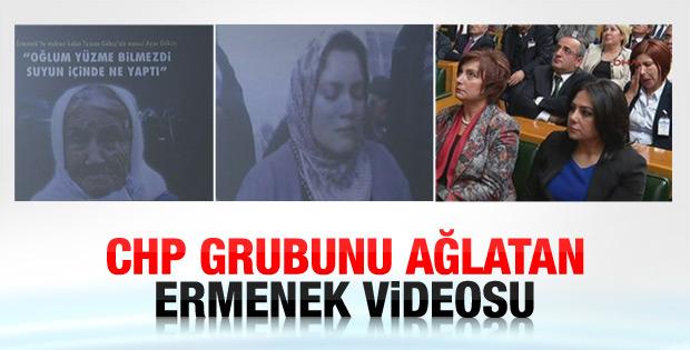 CHP'liler grup toplantısında gözyaşlarına boğuldu İZLE
