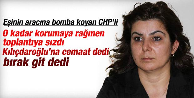 CHP toplantısında bir güvenlik zaafiyeti daha yaşandı