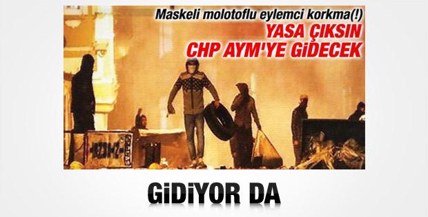 CHP İç Güvenlik Paketi için de AYM'ye gidecek