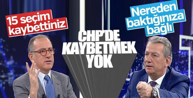 Haluk Pekşen'e göre CHP kaybetmiyor