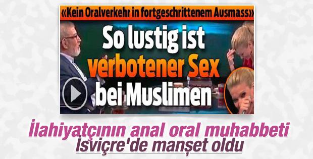 Ali Rıza Demircan'ın sözleri İsviçre'de manşet oldu