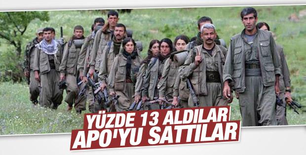 PKK Öcalan'ın olası silah bırakma çağrısını reddetti