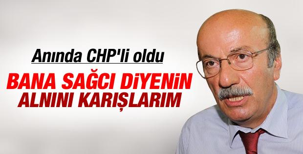 Mehmet Bekaroğlu: Ben sağcı falan değilim İZLE