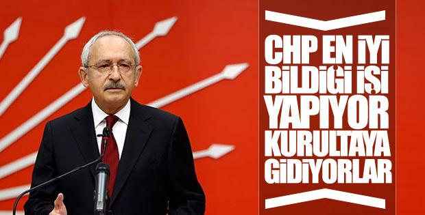 CHP'nin kurultayı şubatın ilk haftası yapılacak