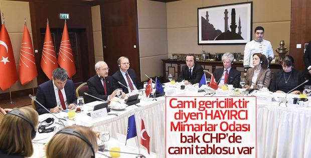 Kılıçdaroğlu, AB üyesi ülkelerin büyükelçileriyle buluştu