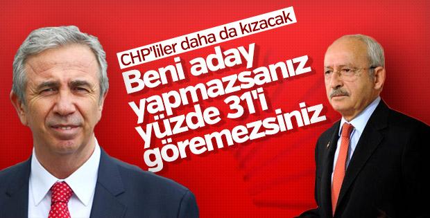 Mansur Yavaş: CHP'li değilim