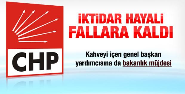 Adnan Keskin CHP için fal baktırdı