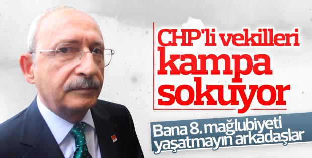 CHP referandum kampına giriyor