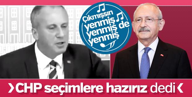 CHP: Tüm teşkilatlarımız yerel seçimlere hazır