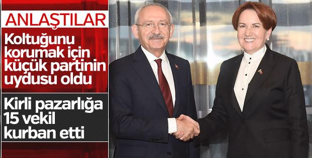 CHP ile İYİ Parti ittifak kurdu