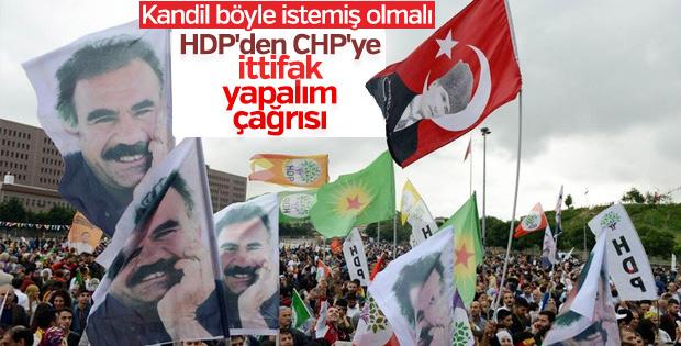 Yerel seçimler öncesi HDP ile CHP arasında yakınlaşma
