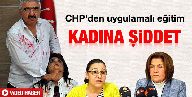 CHP'den tartışılacak şiddet protestosu