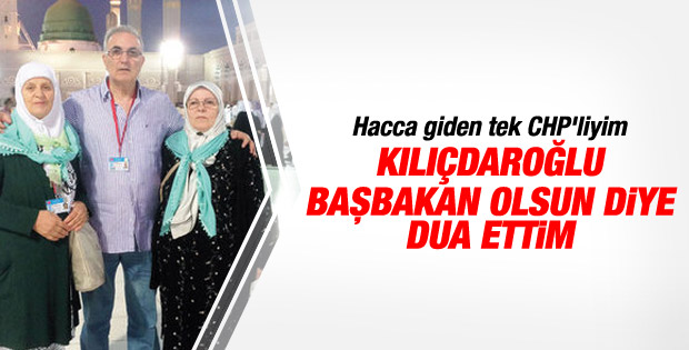 CHP'li Ensar Öğüt: AK Partililer beni el üstünde tutuyor