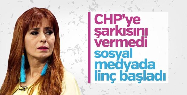 Yıldız Tilbe CHP'yle anlaştı iddiasını yalanladı