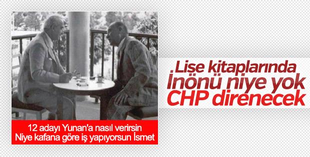 CHP'li Ağbaba MEB'in yeni müfredat taslağını eleştirdi