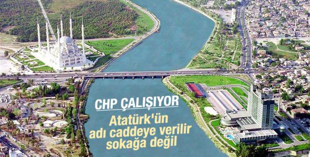 Ceyhan Belediye Meclisi'nde Atatürk tartışması