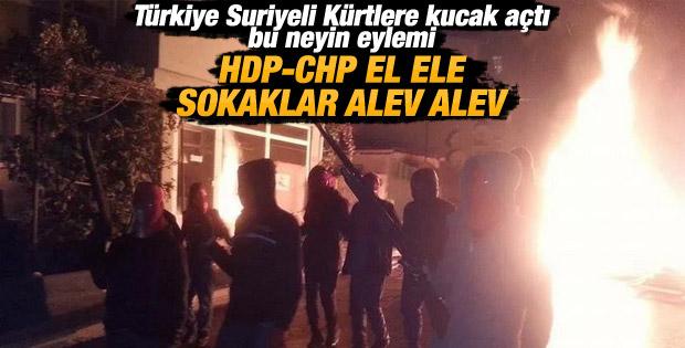 HDP ve CHP'den sokağa çıkın çağrısı