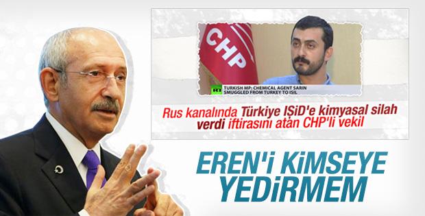 Kılıçdaroğlu: Milletvekilimizi yedirmeyiz