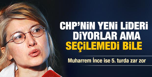 CHP yeni grup başkanvekillerini seçti