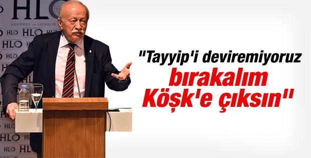 CHP'li Oktay Ekşi: Kaçınamıyorsak Köşk'e Erdoğan çıksın