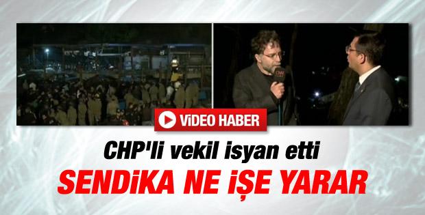 CHP'li Özgür Özel'in Soma isyanı: Sendika ne işe yarar