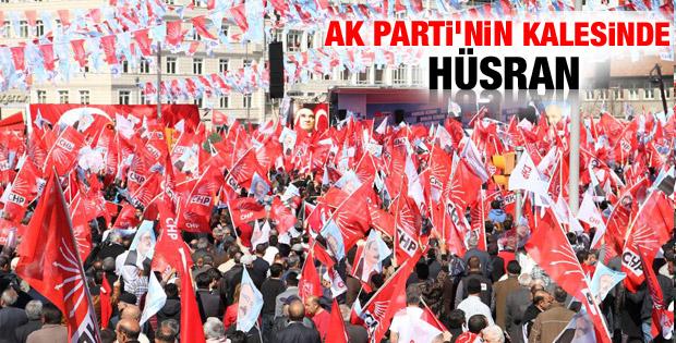 CHP'nin Kayseri mitingi