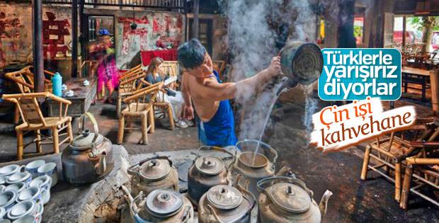Çin'de demlenmek: Çengdu geleneksel çayevleri