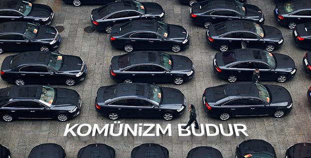 Çinli Komünist yöneticilerin lüks Audi tutkusu