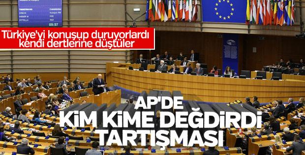 Avrupa Parlamentosu'nda cinsel taciz skandalı