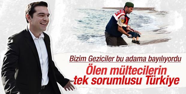 Çipras'a göre mültecilerin ölümünde sorumlu Türkiye