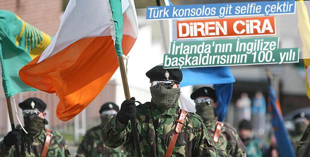 İrlanda'daki Paskalya ayaklanmasının 100. yılı