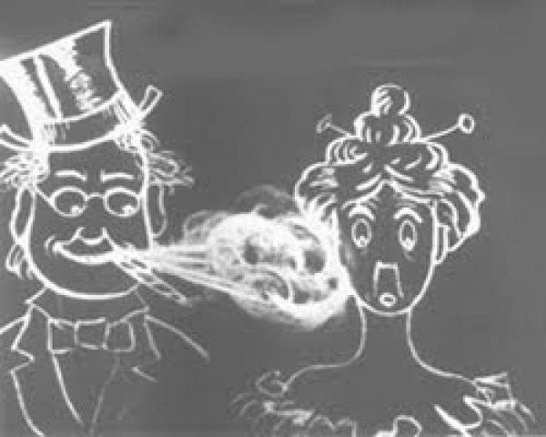 Dünyanın ilk çizgi filmi: Humorous Phases of Funny Faces