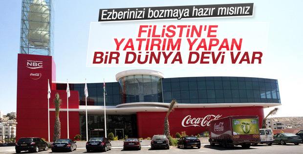 Coca-Cola'dan Filistin'de 600 kişilik istihdam