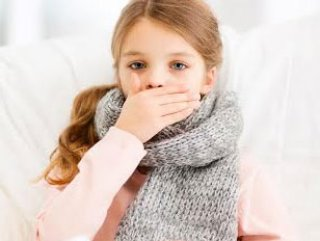 Çocuklarda uzun süreli öksürüğe dikkat