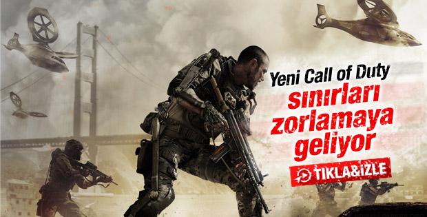 Call of Duty: Advanced Warfare geliyor